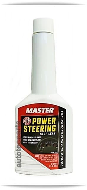 MASTER Power Steering Sealer Συντηρητικό Υδραυλικού Τιμονιού 355 ML - Χημικά & Πρόσθετα στο Autotec Δούμας