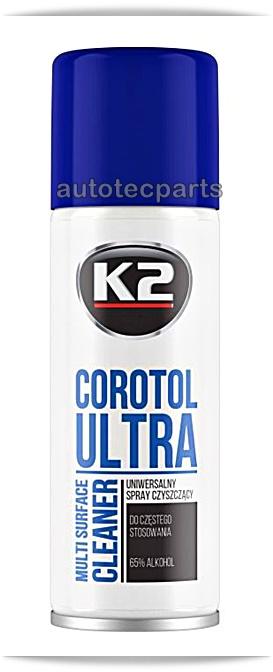 K2 COROTOL ULTRA Αντισηπτικό Απολυμαντικό 150 ml -  στο Autotec Δούμας