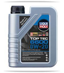 LIQUI MOLY Top Tec 6600 0W-20 C5  1 L - Λιπαντικά Κινητήρα PCMO στο Autotec Δούμας