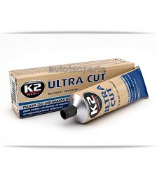 K2 ULTRA CUT Γυαλιστική Μεσαία Αλοιφή  100 gr - Χημικά & Πρόσθετα στο Autotec Δούμας