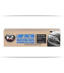 K2 LAMP DOCTOR Πάστα Επαναφοράς Φανών 60 GR - Χημικά & Πρόσθετα στο Autotec Δούμας