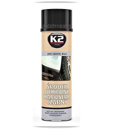 K2 ANTI GRAVEL Μονωτικό Μαύρο Βαφόμενο  500 ML - Λιπαντικά & Χημικά στο Autotec Δούμας