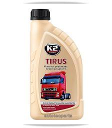 K2 TIRUS Αντιψυκτικό Φρένων Φορτηγών  1 L - Λιπαντικά & Χημικά στο Autotec Δούμας
