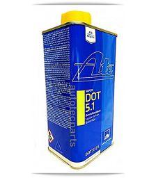 ATE Super DOT 5.1  Υγρό Φρένων 1000 ml - Λιπαντικά & Χημικά στο Autotec Δούμας